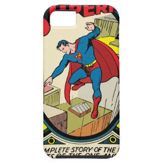 Superhombre (historia completa) iPhone 5 Case-Mate cárcasa