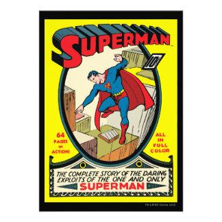 Superhombre (historia completa) comunicados personales