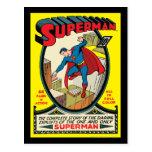 Superhombre (historia completa) postales