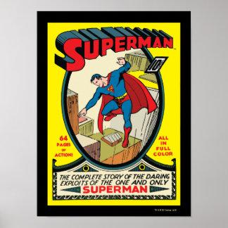 Superhombre (historia completa) póster