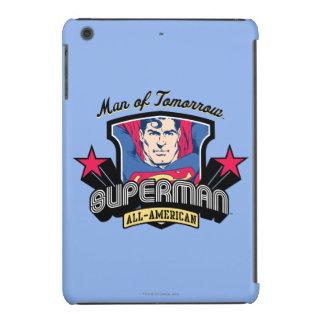 Superhombre - hombre de mañana funda de iPad mini