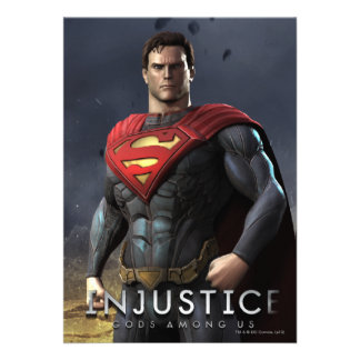 Superhombre Invitaciones Personalizada
