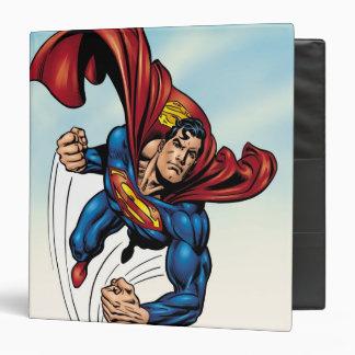 "Superhombre rápido a través del aire carpeta 1 1/2"""