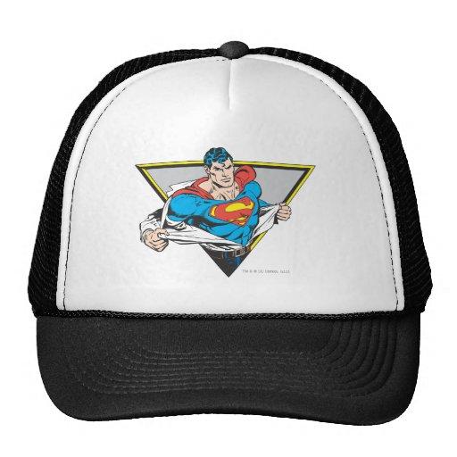 Superhombre revelador gorros