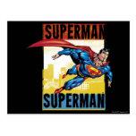 Superhombre, superhombre postal