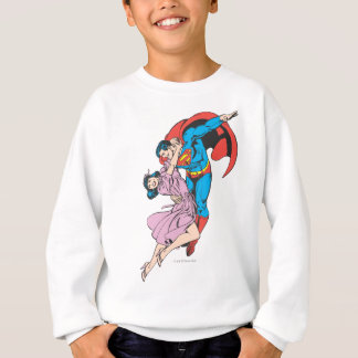 Superhombre y Lois en rosa Camisas
