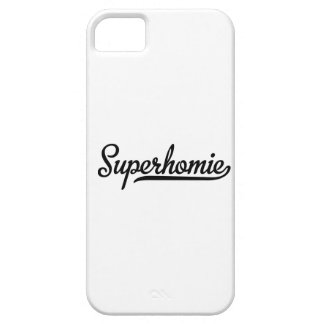 Superhomie iPhone SE/5/5s Case