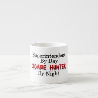 Superintendent/Zombie Hunter Espresso Cup