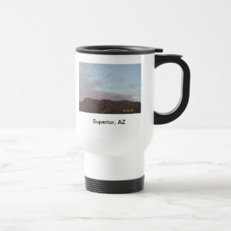 Superior, AZ Coffee Mug