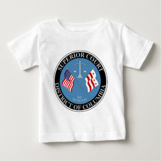 Superior Court District Of Columbia Seal Baby T-Shirt