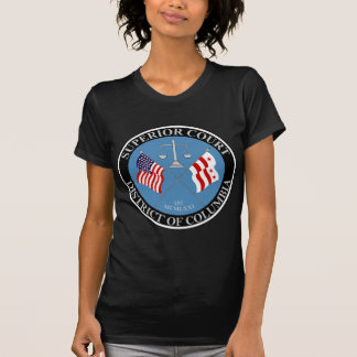 Superior Court District Of Columbia Seal T-Shirt
