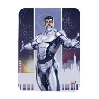 Superior Iron Man And City Magnet