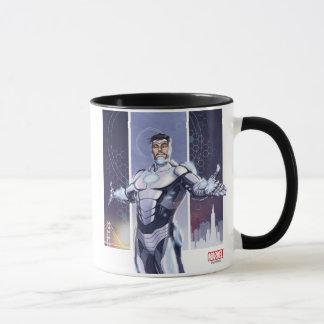 Superior Iron Man And City Mug