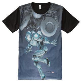 Superior Iron Man Suit Up All-Over-Print Shirt