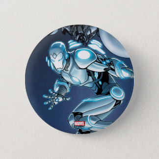 Superior Iron Man Suit Up Button