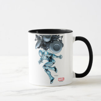 Superior Iron Man Suit Up Mug
