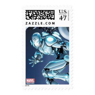 Superior Iron Man Suit Up Postage
