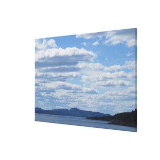 Superior Lake Canvas Print