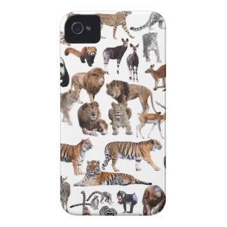 Superior product of animal of the world Case-Mate iPhone 4 case