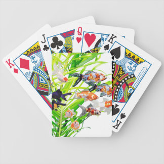 Superior product of goldfish bicycle playing cards