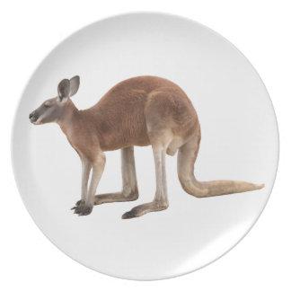 Superior product of kangaroo melamine plate