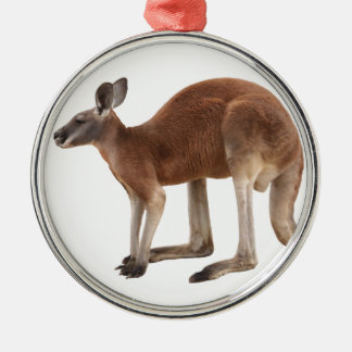Superior product of kangaroo metal ornament