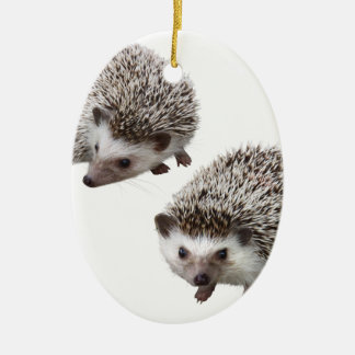 Superior product of porcupine ceramic ornament