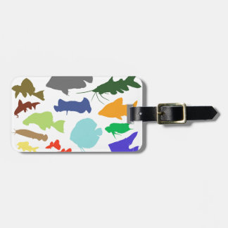 Superior product of shadow picture of color of luggage tag