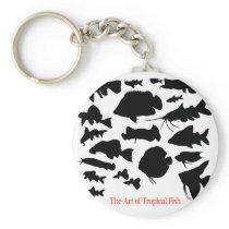 Superior product of shadow picture of fresh water keychain