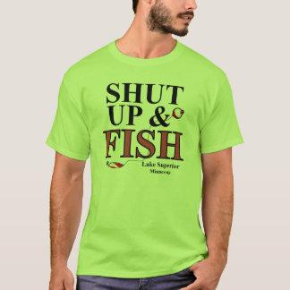 superior shut up T-Shirt