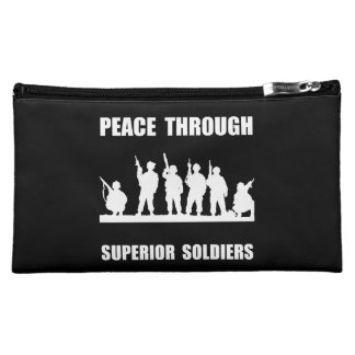 Superior Soldiers Cosmetic Bag