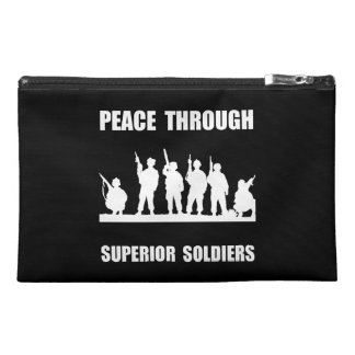 Superior Soldiers Travel Accessory Bags