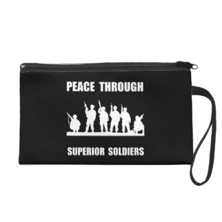 Superior Soldiers Wristlet