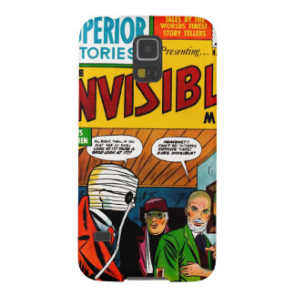 Superior Stories - The Invisible Man Case For Galaxy S5