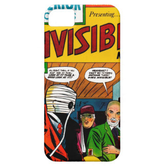 Superior Stories - The Invisible Man iPhone 5 Case