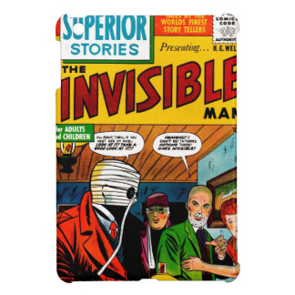 Superior Stories - The Invisible Man Case For The iPad Mini