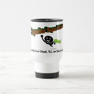 Superior Super Kids Travel Mug