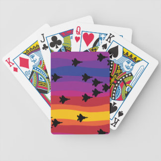 Superioridad de aire baraja cartas de poker