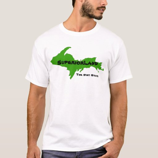 SuperiorLand, The 51st State T-Shirt