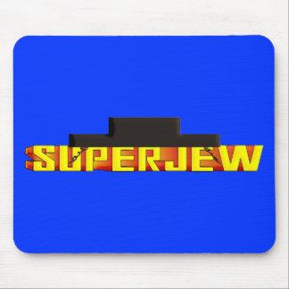 SuperJew Alfombrillas De Ratones