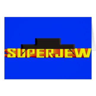 SuperJew Tarjeta