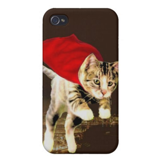 Superkitty iPhone 4/4S Fundas