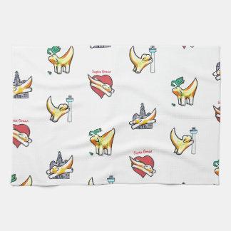 Superlambananas! Towels