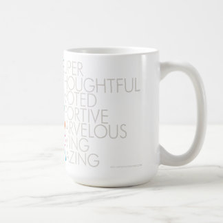 Superlative Stepmom Mug