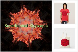 Superluminal Skyscapes
