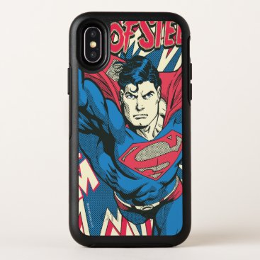 Superman 12 OtterBox symmetry iPhone x case
