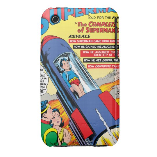Superman #146 Case-Mate iPhone 3 case