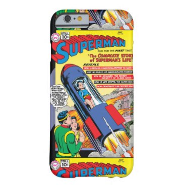 Superman #146 barely there iPhone 6 case