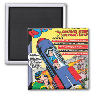 Superman #146 magnet