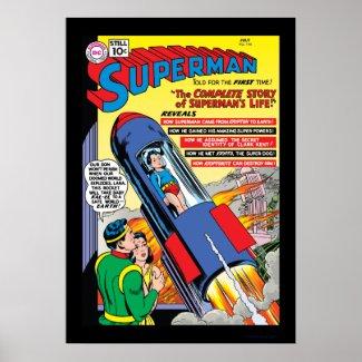 Superman #146 print